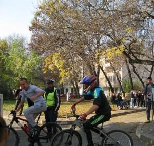 """РИОСВ – Монтана участва като съорганизатор в кампания """"За по-чист въздух – с колело или пеша"""""""